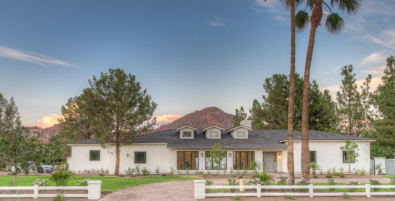 The Arcadia Residences Apartments Phoenix Az