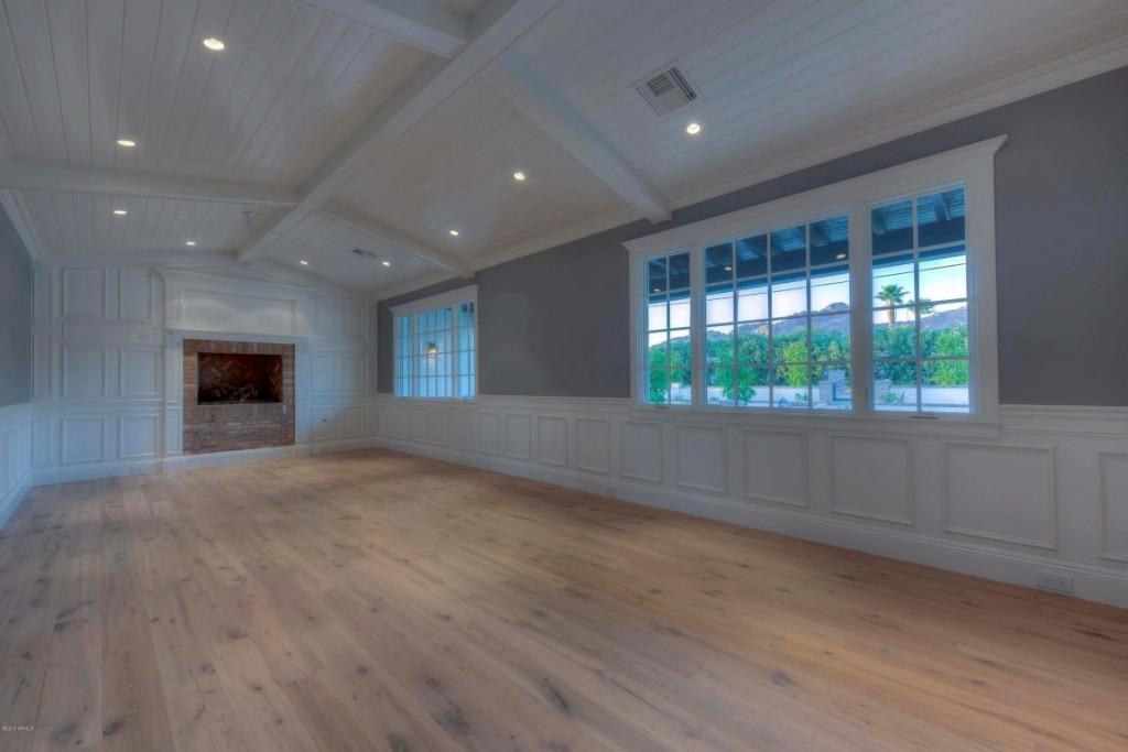 SRJ Developlment Phoenix Interior Fireplace